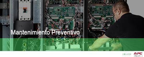 Mantenimiento preventivo ups