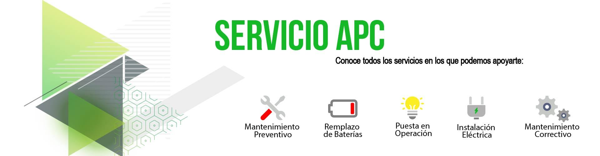 servicio apc mexico