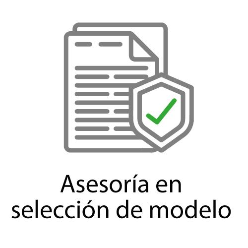 asesoría en selección de modelo APC