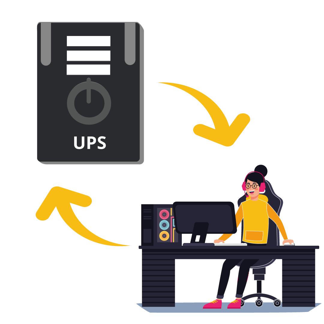 UPS-HOGAR-SPS