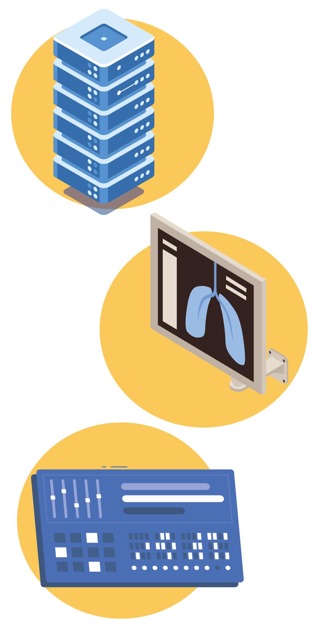 Usos de los UPS